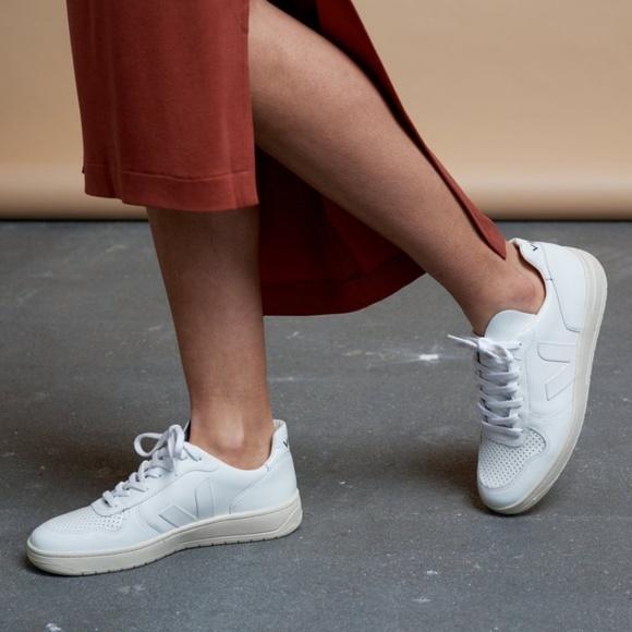 Veja Shoes | Veja V Extra White Leather